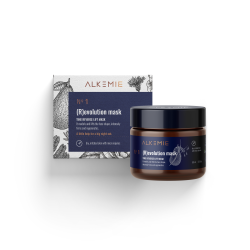 Alkemie, ANTI-AGE Maska liftingująco - odmładzająca (R)evolution mask, 60ml