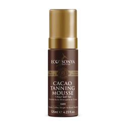 Eco by Sonya, Cacao Tanning Mousse - samoopalacz w piance, 125ml