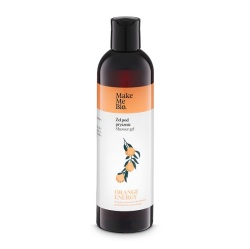 Make Me Bio, Żel pod prysznic Orange Energy, 300ml