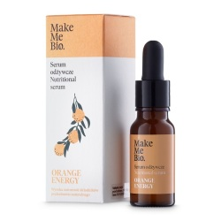 Make Me Bio, Serum Orange Energy odżywcze, 15ml